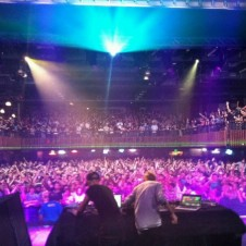 Opening for PantyRaid & Skrillex – Austin Music Hall – Feb 5th, 2011