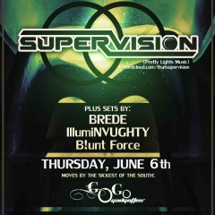 Live Recording from SuperVision @ Kingdom on 6/6/13